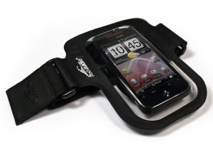 1. Amphibx Fit Waterproof Armband