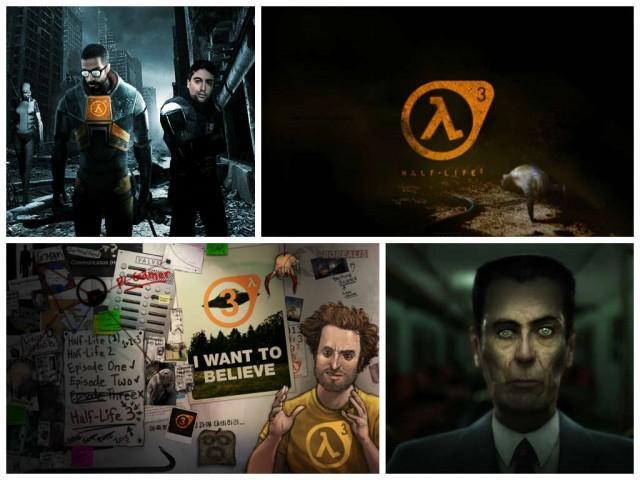 Half-Life 3 ne razrabativaut