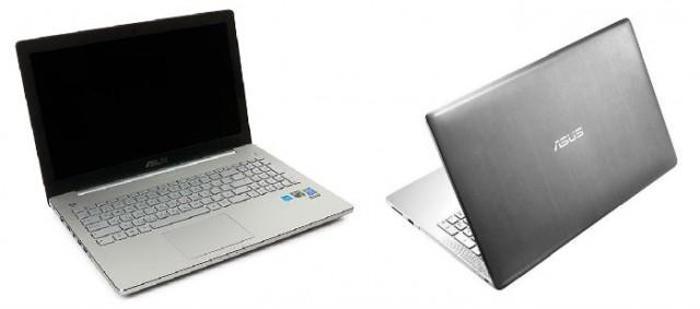 Так выглядит самый мощный мультимедийный ноутбук от ASUS.