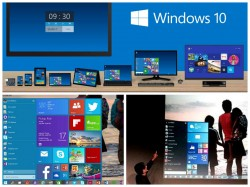 Microsoft annonced Windows 10