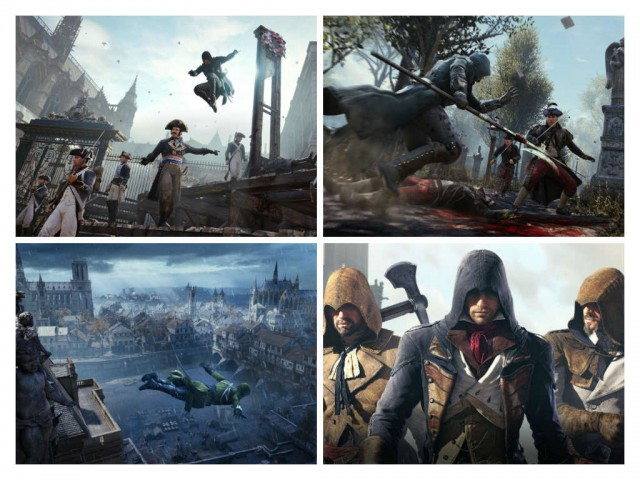 assasins creed unity system