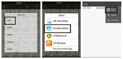 block site android step two