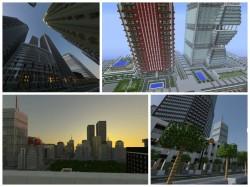 minecraft titan city