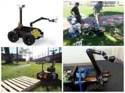 robots against Ebola