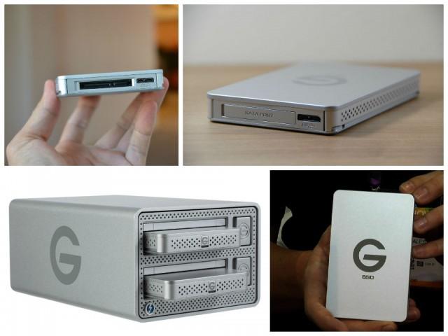 G-DRIVE EV SSD