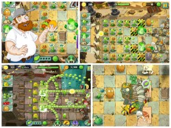 Plants vs Zombies 2 25 free android games 2015