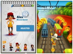 Subway Surfers 25 free android games 2015