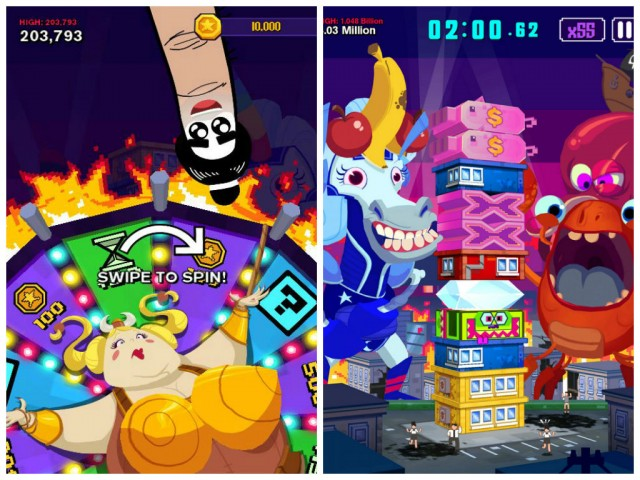 Super Monsters Ate My Condo! 25 free android games 2015