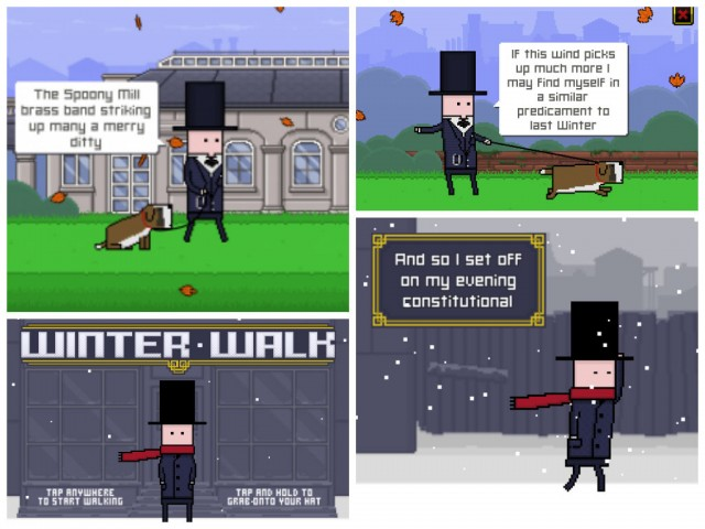 Winter Walk & Autumn Walk 25 free android games 2015