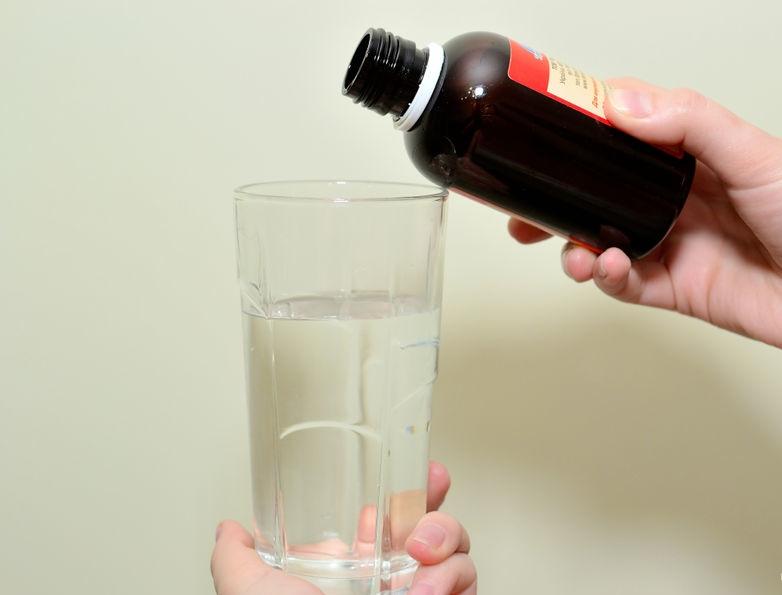 Как в домашних условиях приготовить жидкость для