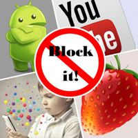 how to block sites on android min