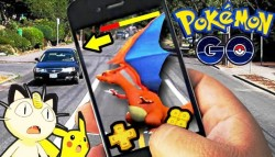 Pokemon Go is danger