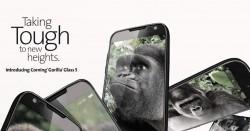 gorilla glass 5 is better