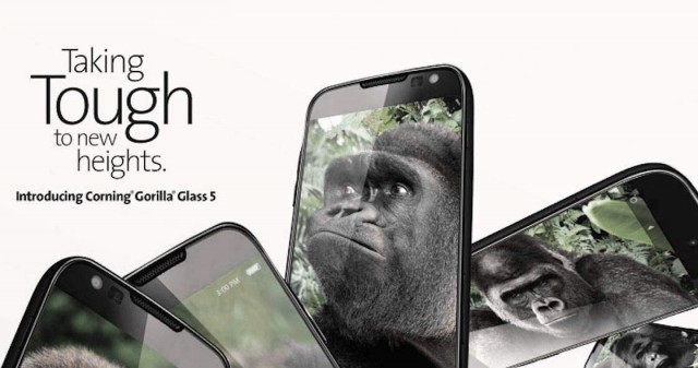 gorilla glass 5 is better