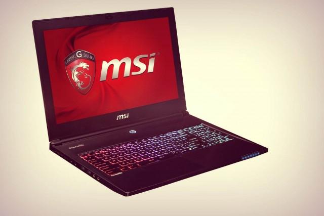 MSI GS60 Ghost Pro