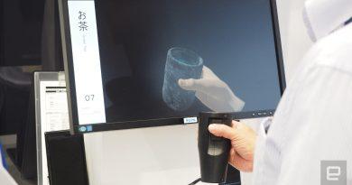 Тепло виртуального чая передаст VR-кружка