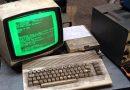 Древний ПК Commodore 64 до сих пор используется в польской автомастерской