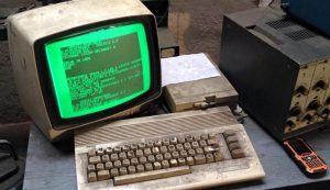 самый старый компьютер