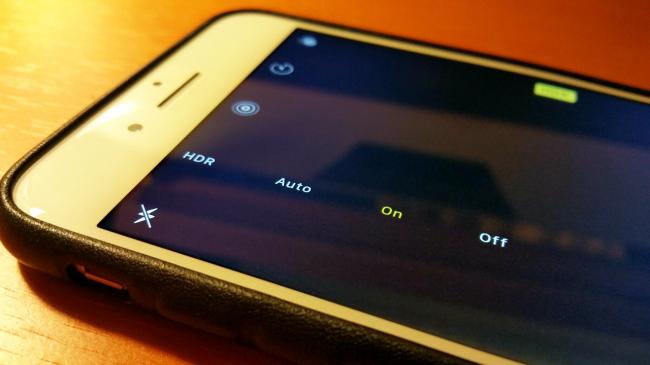 Ненастоящий HDR в смартфонах