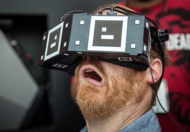 Очки виртуальной реальности для смартфона и ПК