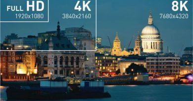 Что такое Ultra HD 8K разрешение? Когда поступят в продажу 8К мониторы?